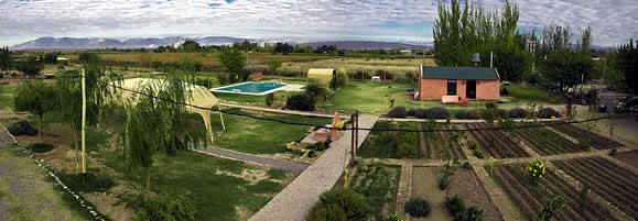 A WWOOF farm in Argentina