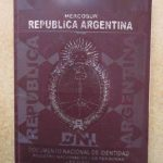 An Argentine National Identity Card