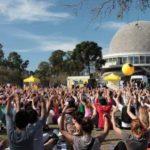Buenos Aires: 'Getting Spiritual' with Sri Sri Ravi Shankar
