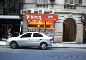 The More Money/Xoom location in Buenos Aires