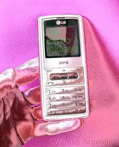 A basic cellphone
