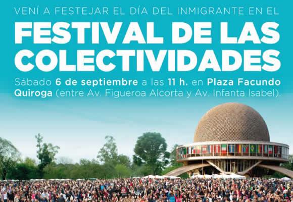 Festival de las colectividades, community festival, 2014, buenos aires, festival palermo