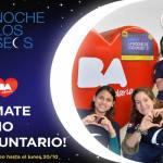 Volunteer for La Noche de los Museos 2016