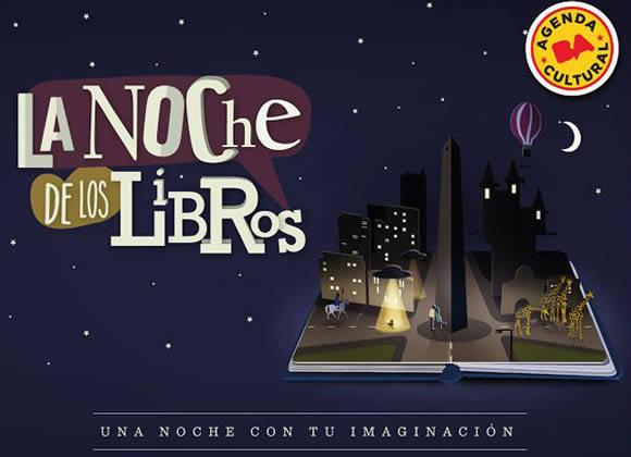 Noche de los Libros Buenos Aires