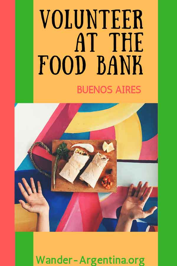 Volunteer at the Food Bank, Buenos Aires | Wander-Argentina.org